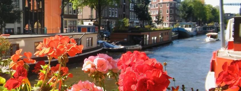 Amsterdam lente